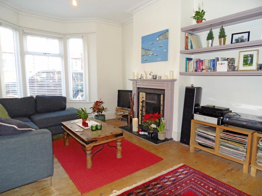 2 Bedrooms Terraced House for sale in Abinger Road Portslade East Sussex BN41