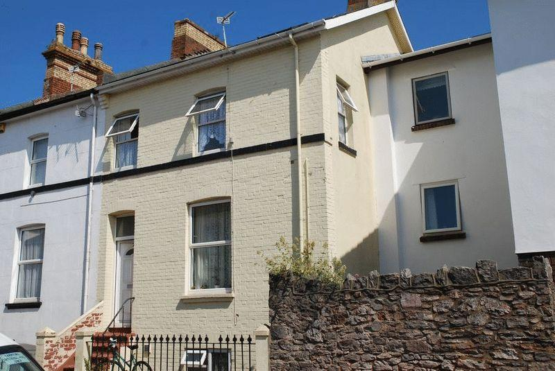 1 Bedroom Terraced House for sale in Portland Road, Torquay