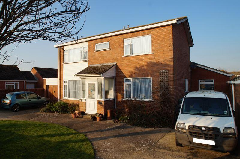 4 Bedrooms Detached House for sale in Rose Tree Paddock, Berrow