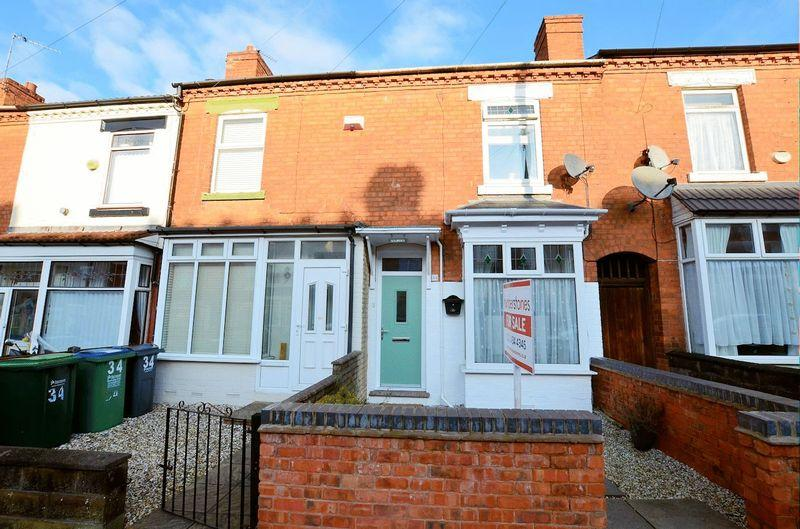 2 Bedrooms Terraced House for sale in Weston Road, Bearwood
