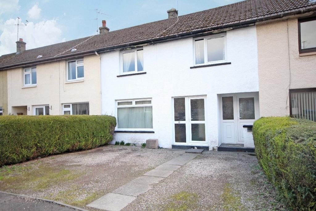 3 Bedrooms Terraced House for sale in Drumgrain Avenue, Methven, Perthshire, PH1 3QB