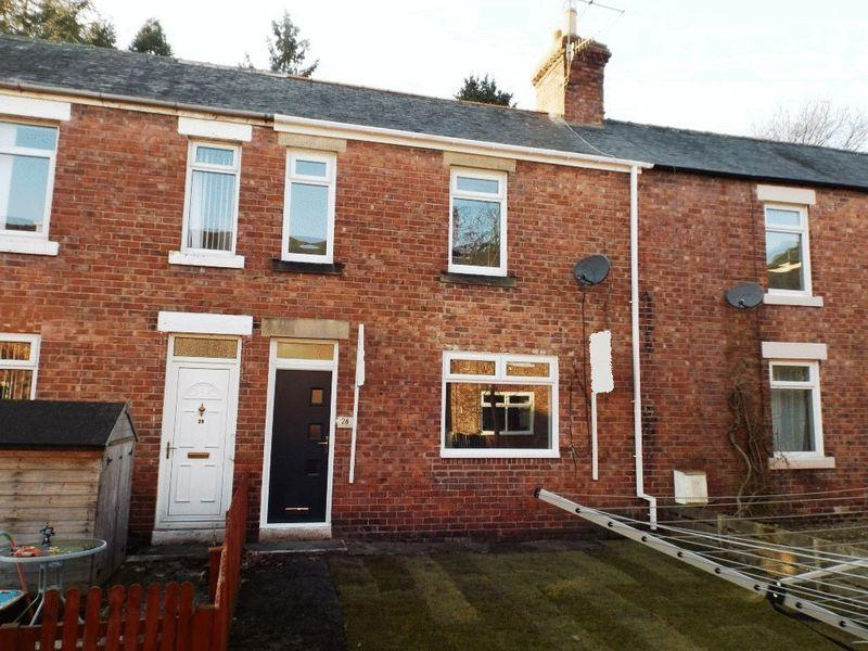 3 Bedrooms Terraced House for sale in Pretoria Avenue, Morpeth