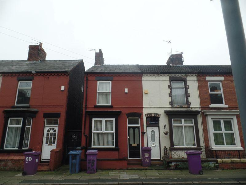 2 Bedrooms Terraced House for sale in 78 July Road, Liverpool