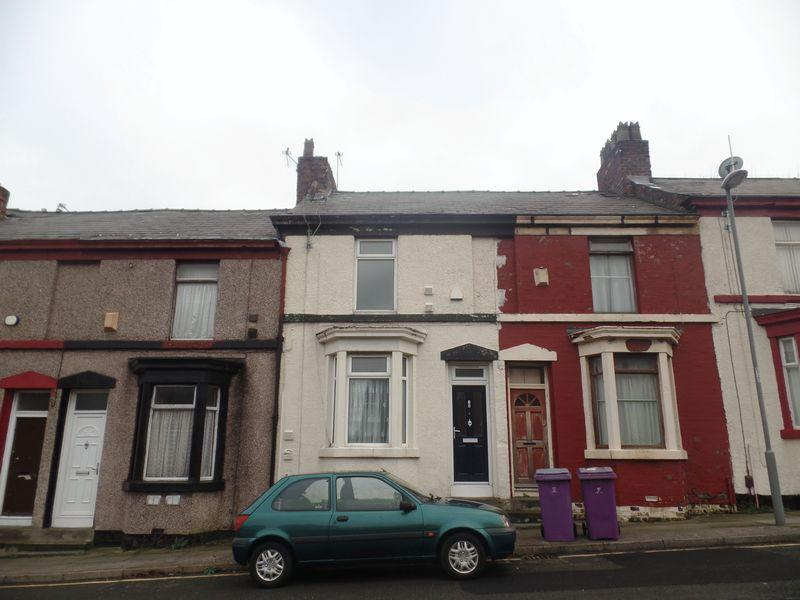 2 Bedrooms Terraced House for sale in 16 Globe Street, Liverpool