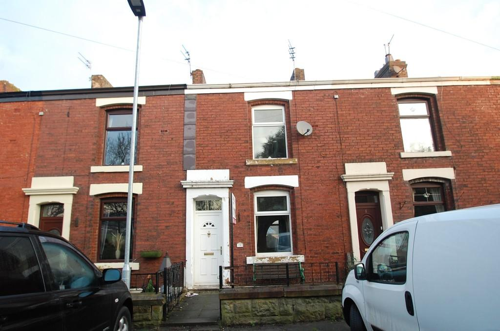 2 Bedrooms Terraced House for sale in Nook Terrace, Cherry Tree, Blackburn