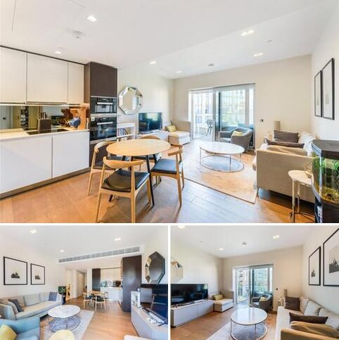 1 bedroom flat to rent - Columbia Gardens, London, SW6