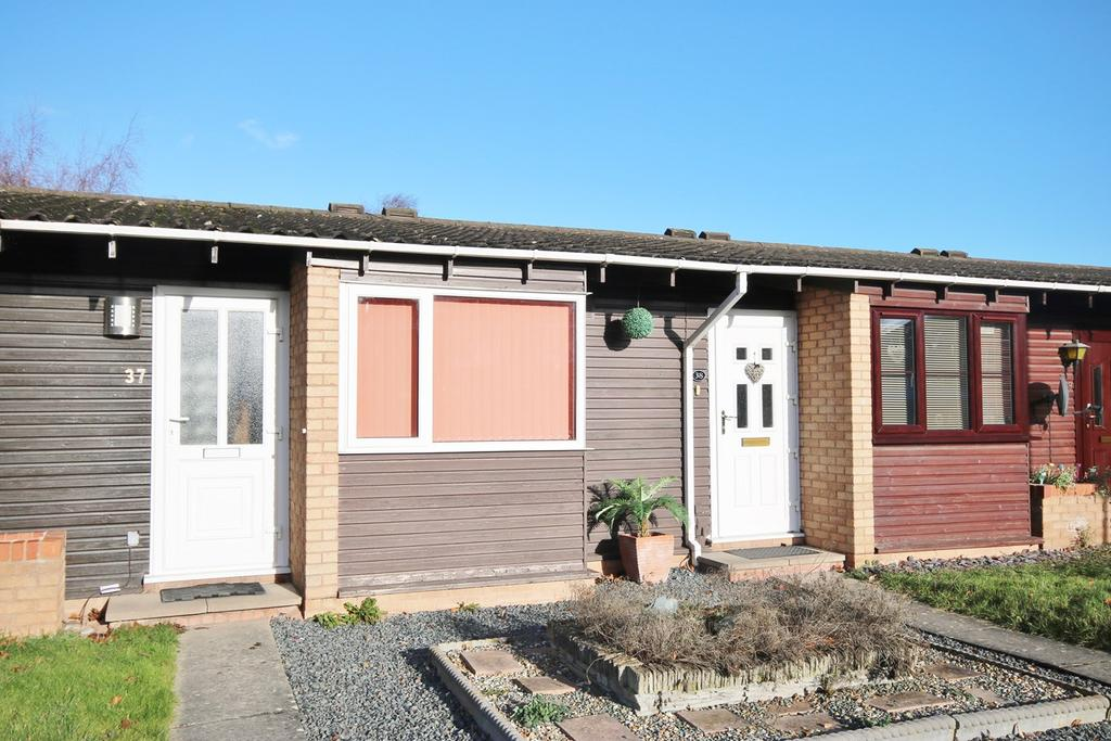 1 Bedroom Terraced Bungalow for sale in Chepstow Walk, Hereford, HR4