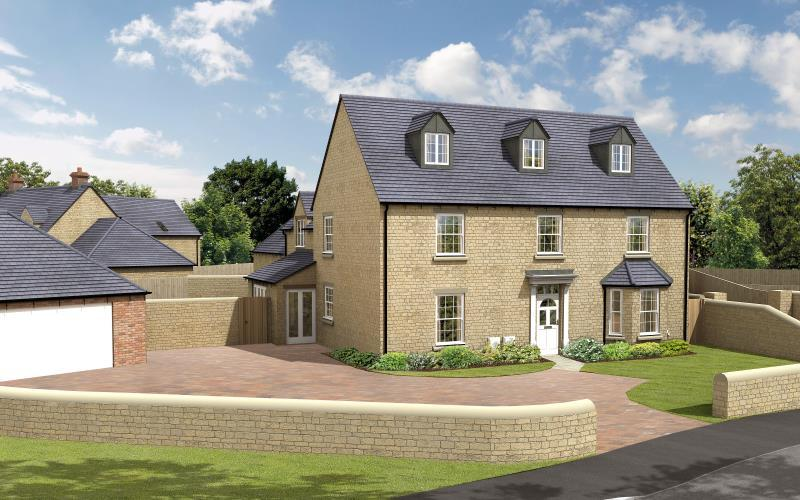 6 Bedrooms Detached House for sale in The Horse Chestnut, Charity Farm, Woodstock Road, Stonesfield, Witney, Oxfordshire