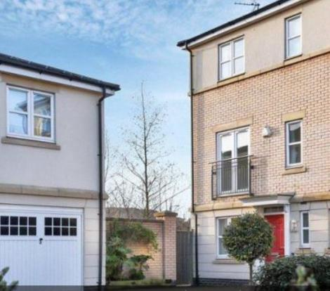 4 Bedrooms End Of Terrace House for rent in The Quays, Castle Quay Close, Nottingham NG7