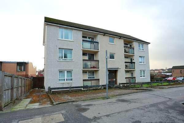 2 Bedrooms Flat for sale in 2/1, 1180 Tollcross Road, Glasgow, G32 8HQ