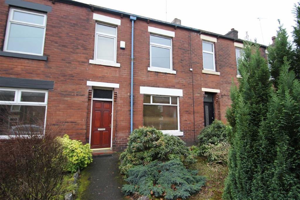 4 Bedrooms Terraced House for sale in 443, Bury Road, Oakenrod, Rochdale, OL11