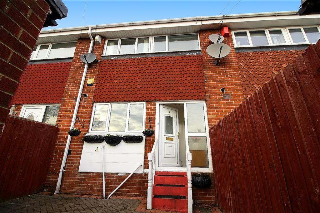 2 Bedrooms Terraced House for sale in Hexham Close, North Shields