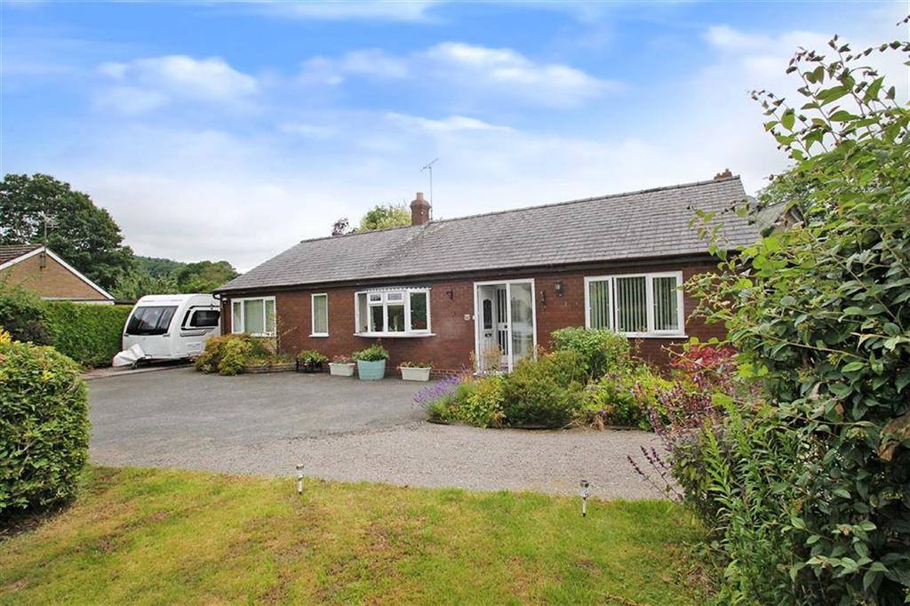 3 Bedrooms Detached Bungalow for sale in Caefelyn, Norton, Presteigne