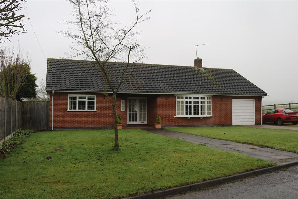 2 Bedrooms Detached Bungalow for sale in Coppice Lane, Clifton Campville, Tamworth