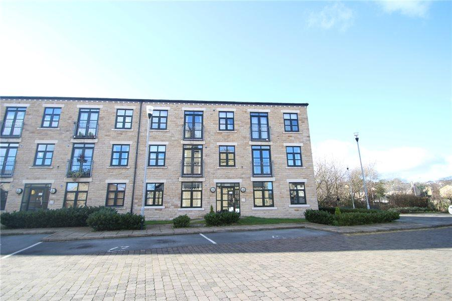 2 Bedrooms Apartment Flat for sale in TENTERFIELDS HOUSE, APPERLEY BRIDGE, BD10 0LQ