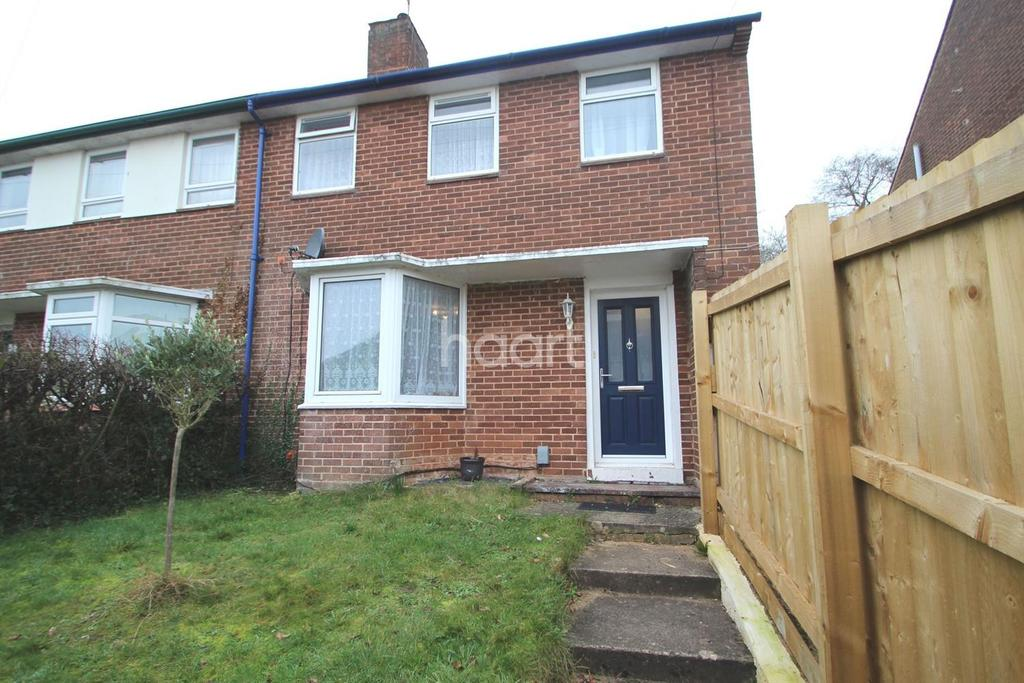 3 Bedrooms Semi Detached House for sale in Beacon Heath
