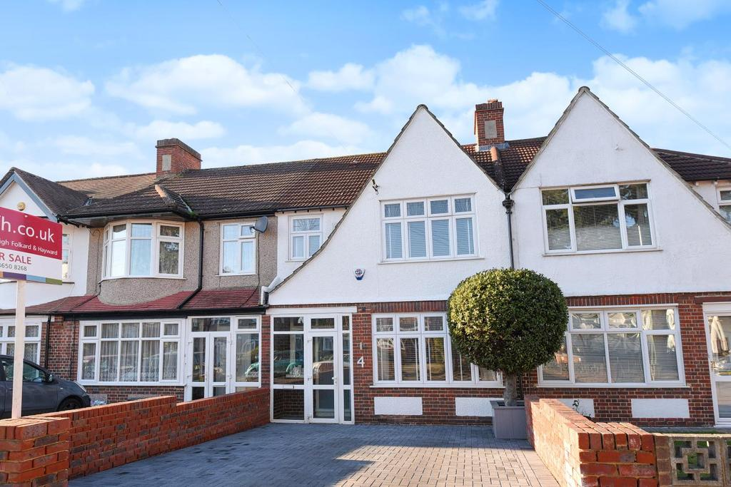 3 Bedrooms Terraced House for sale in Dunbar Avenue, Beckenham, BR3