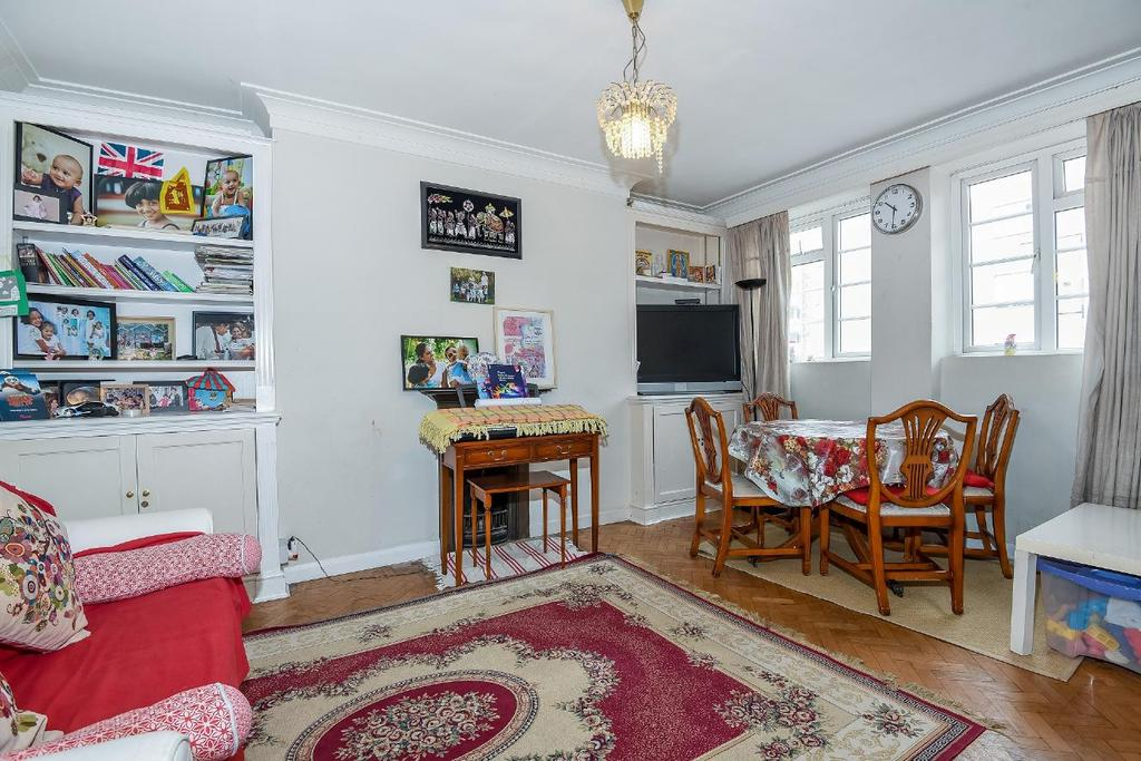 2 Bedrooms Flat for sale in Mackennal Street, St Johns Wood