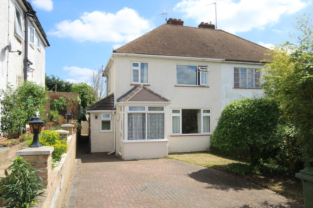 3 Bedrooms Semi Detached House for sale in Chamberlain Avenue, Maidstone ME16