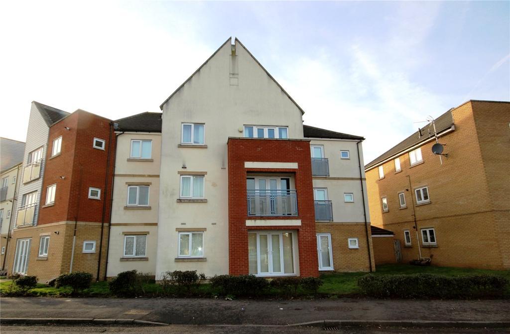 1 Bedroom Apartment Flat for sale in Hornbeam Close, Bradley Stoke, Bristol, BS32