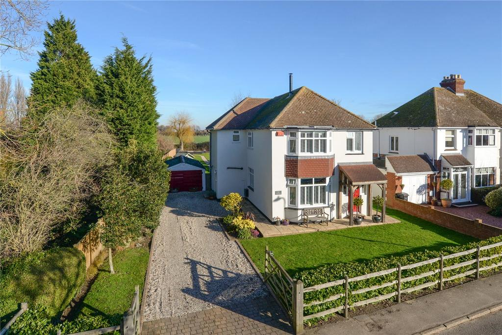 4 Bedrooms Detached House for sale in Sandown Road, Sandwich, Kent