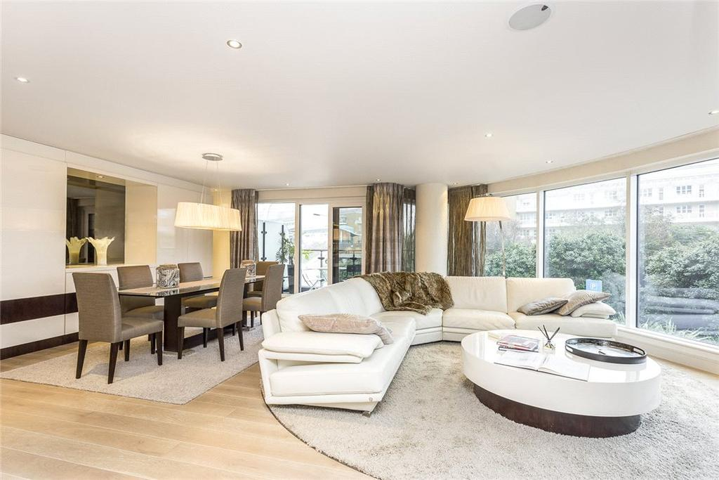 2 Bedrooms Flat for sale in Townmead Road, Imperial Wharf, London, SW6