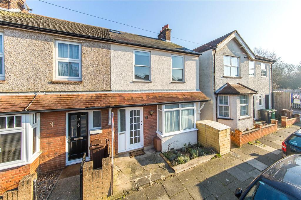 2 Bedrooms End Of Terrace House for sale in Cape Road, St. Albans, Hertfordshire