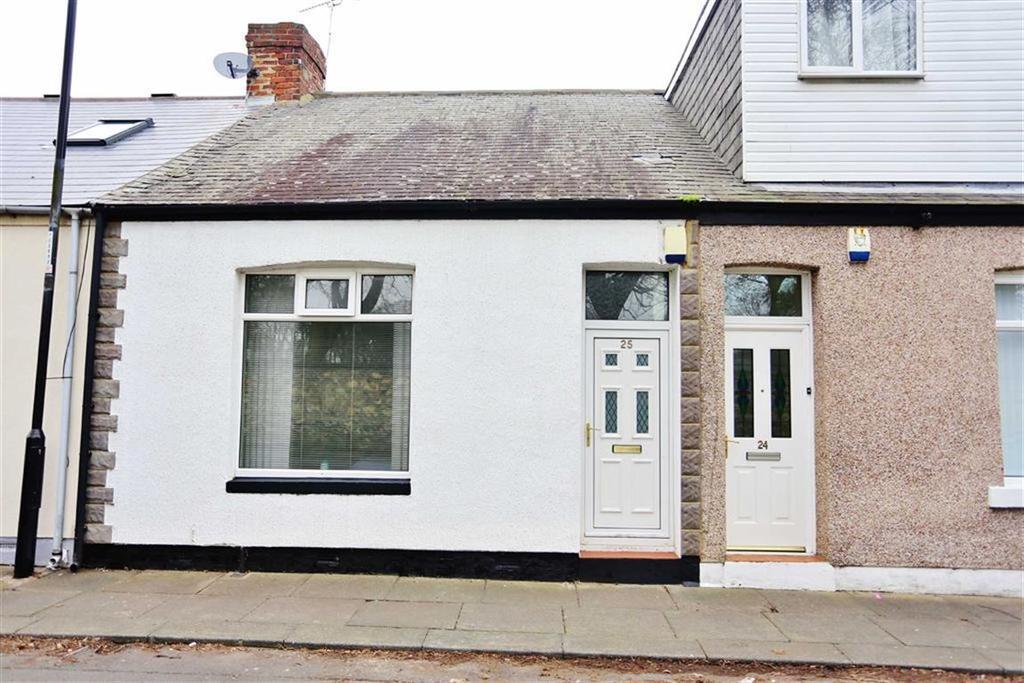 2 Bedrooms Cottage House for sale in Kitchener Terrace, Grangetown, Sunderland, SR2