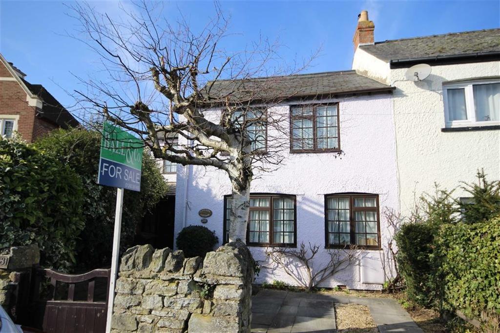 3 Bedrooms Semi Detached House for sale in Old Bath Road, Leckhampton, Cheltenham, GL53