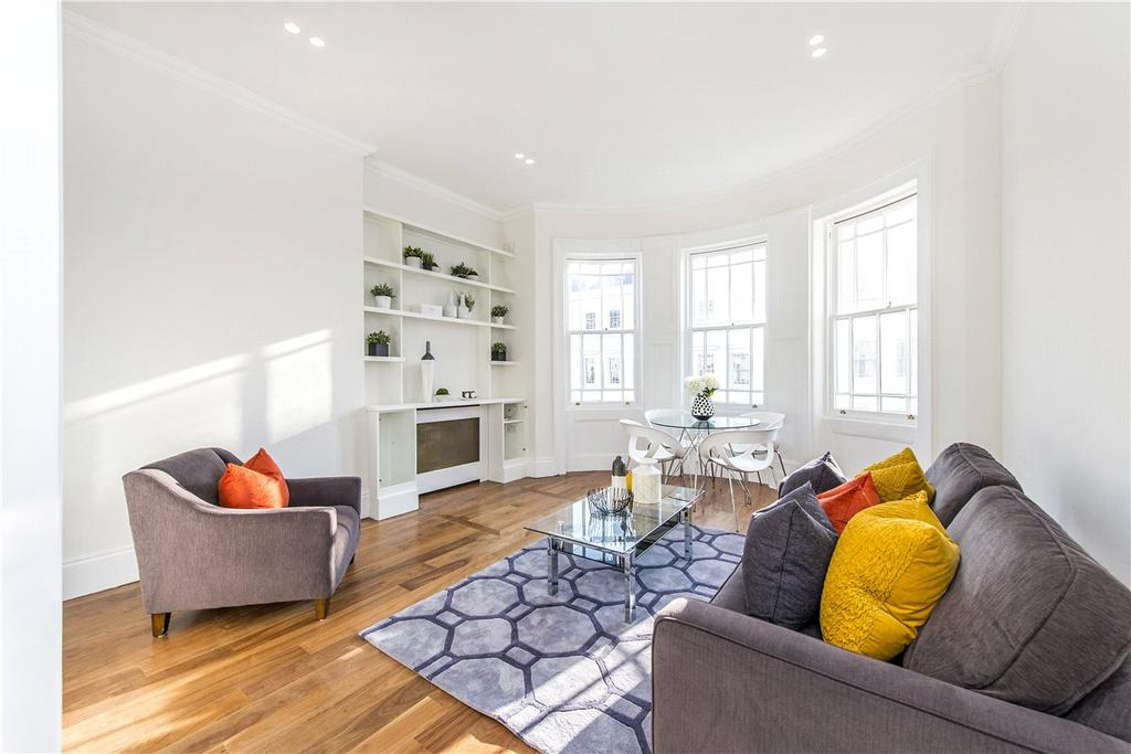 2 Bedrooms Apartment Flat for sale in Stanley Gardens, Notting Hill, London, W11