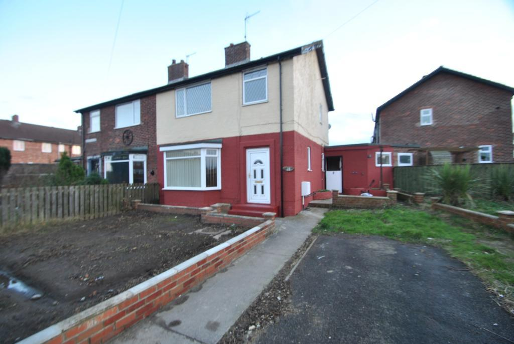 4 Bedrooms Semi Detached House for sale in Huntley Avenue, Murton, Seaham, Co.Durham, SR7