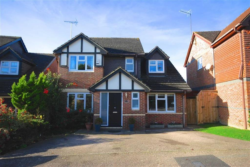 4 Bedrooms Detached House for sale in Hamblings Close, Shenley