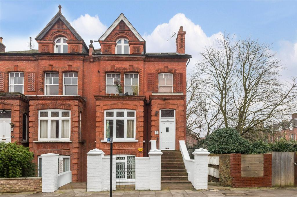 1 Bedroom Flat for sale in Canfield Gardens, South Hampstead, London