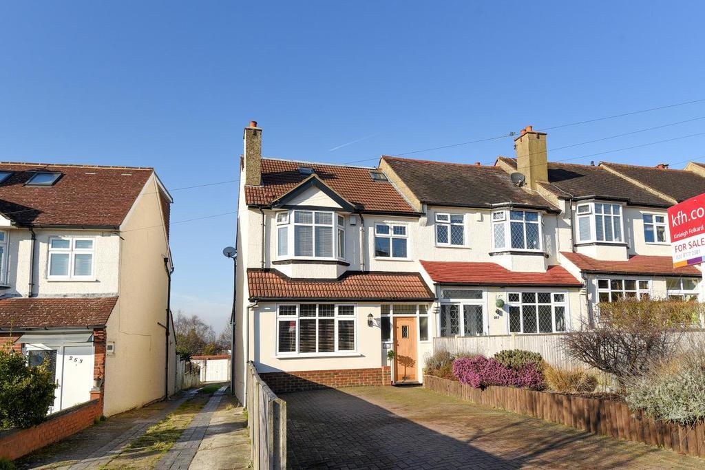 4 Bedrooms Terraced House for sale in Pickhurst Rise, West Wickham, BR4