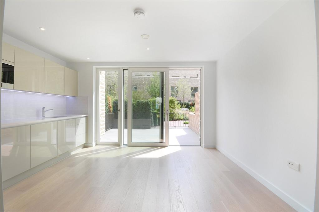 3 Bedrooms Flat for sale in Elephant Park, London, SE17