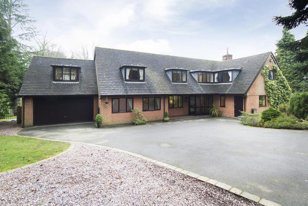 4 Bedrooms Detached House for sale in Plymouth Road, Barnt Green, Birmingham