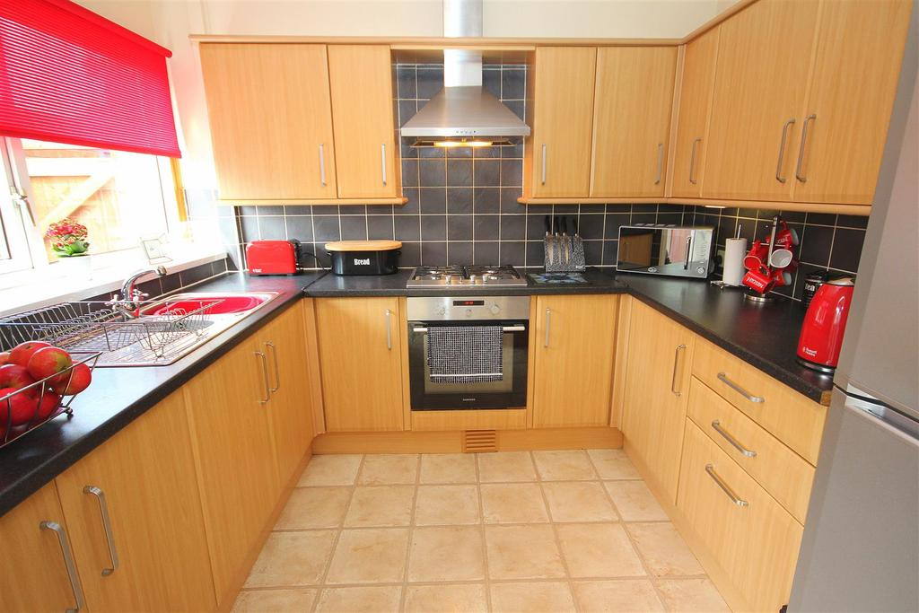 3 Bedrooms Terraced House for sale in Miller Crescent, Hartlepool