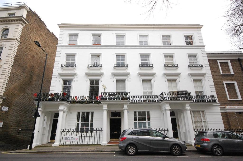 1 Bedroom Flat for sale in Porchester Terrace North, W2
