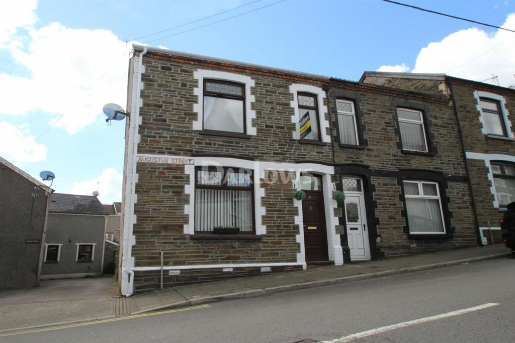 3 Bedrooms End Of Terrace House for sale in Augustus Street, Ynysybwl