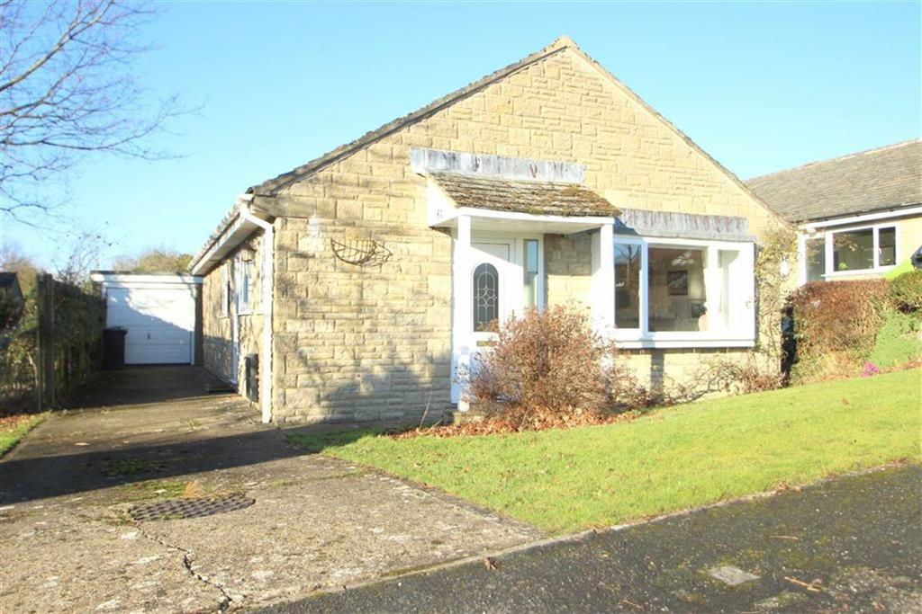 3 Bedrooms Detached Bungalow for sale in Park View, Leyburn