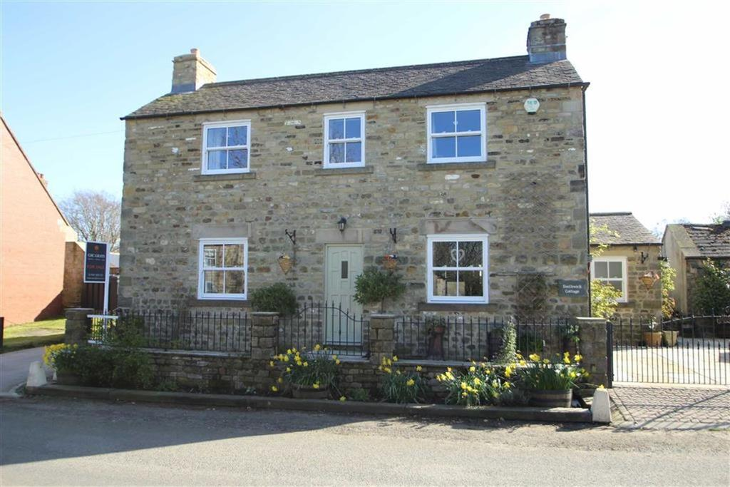 3 Bedrooms Detached House for sale in Finghall, Leyburn, North Yorkshire