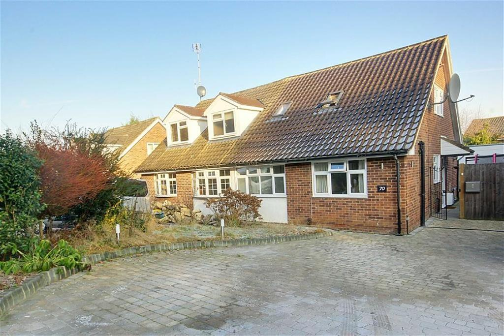 4 Bedrooms Semi Detached House for sale in Santers Lane, Potters Bar, Hertfordshire