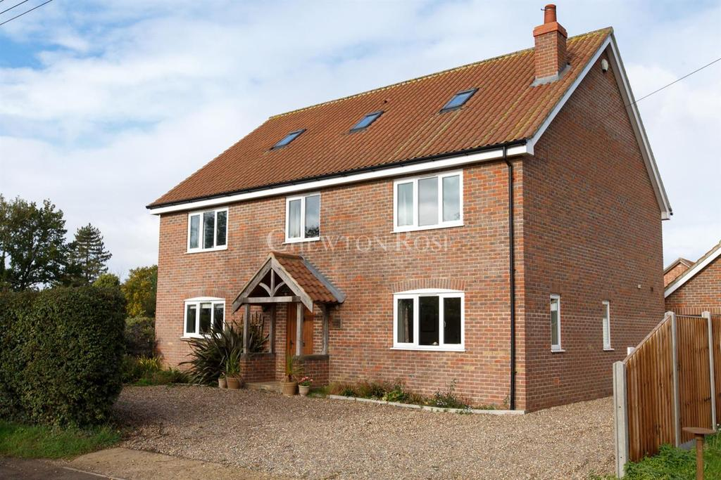 5 Bedrooms Detached House for sale in NORFOLK/SUFFOLK BORDERS