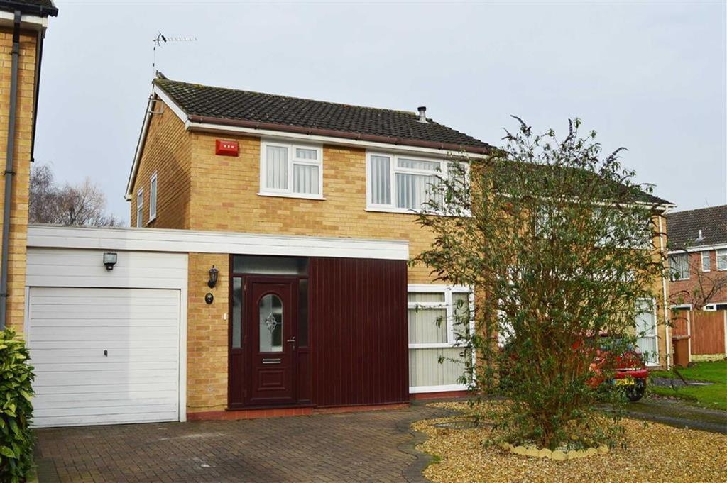 3 Bedrooms Link Detached House for sale in Mulveton Road, CH63