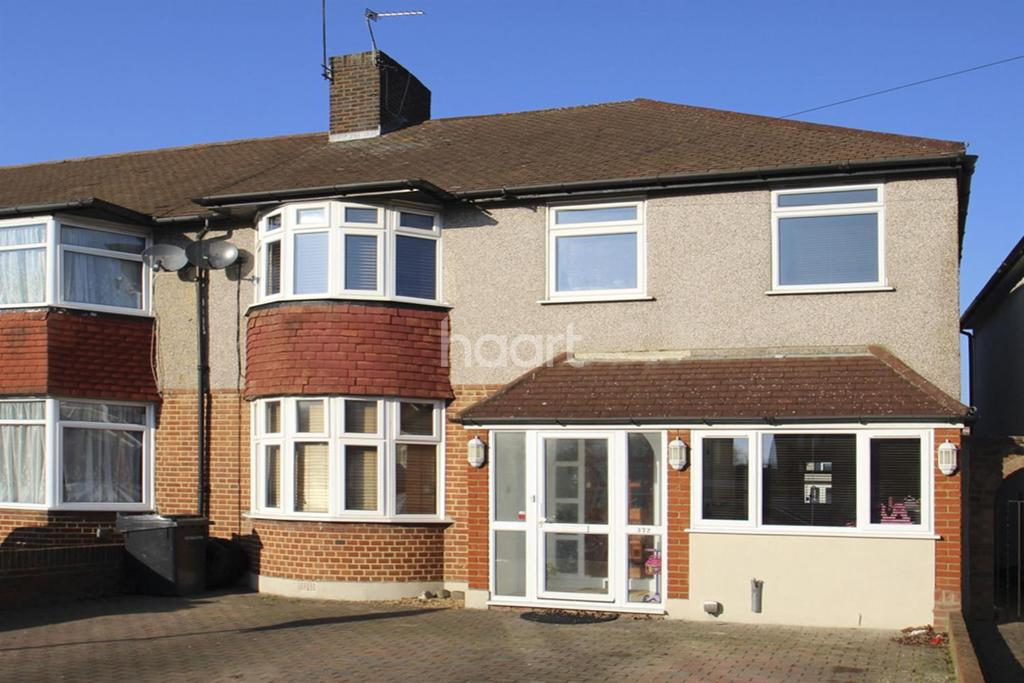 5 Bedrooms Semi Detached House for sale in Hillcross Ave, SM4