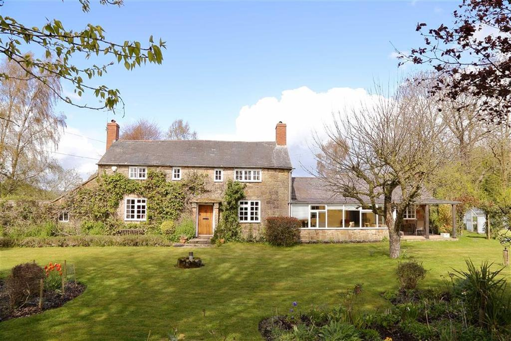 5 Bedrooms Detached House for sale in Rednal, Nr Oswestry, SY11