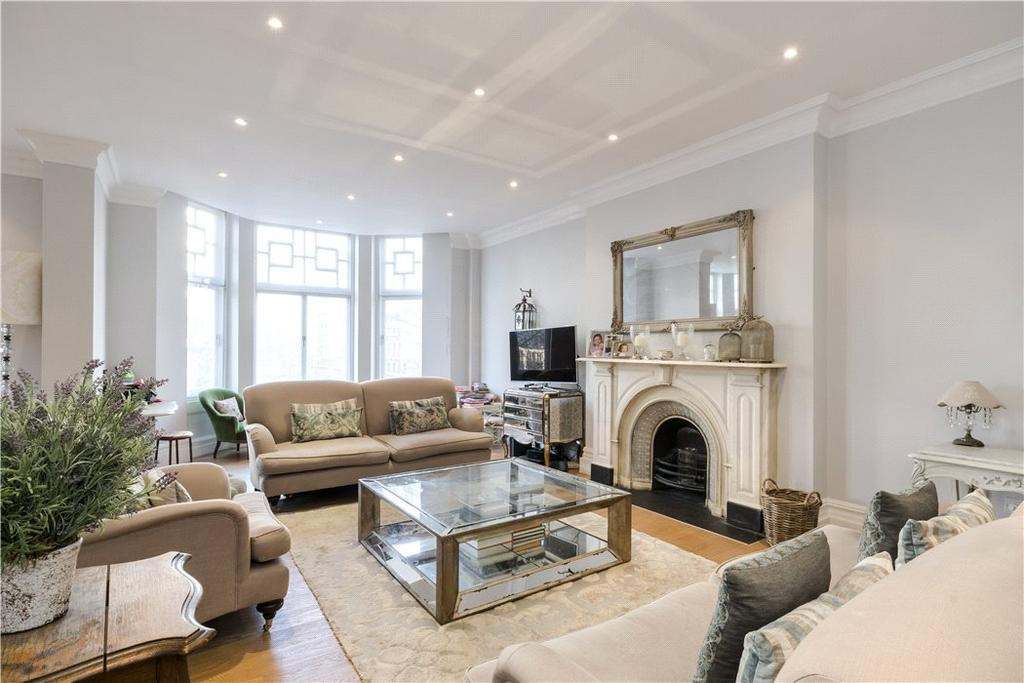3 Bedrooms Flat for sale in Bickenhall Mansions, Bickenhall Street, London, W1U