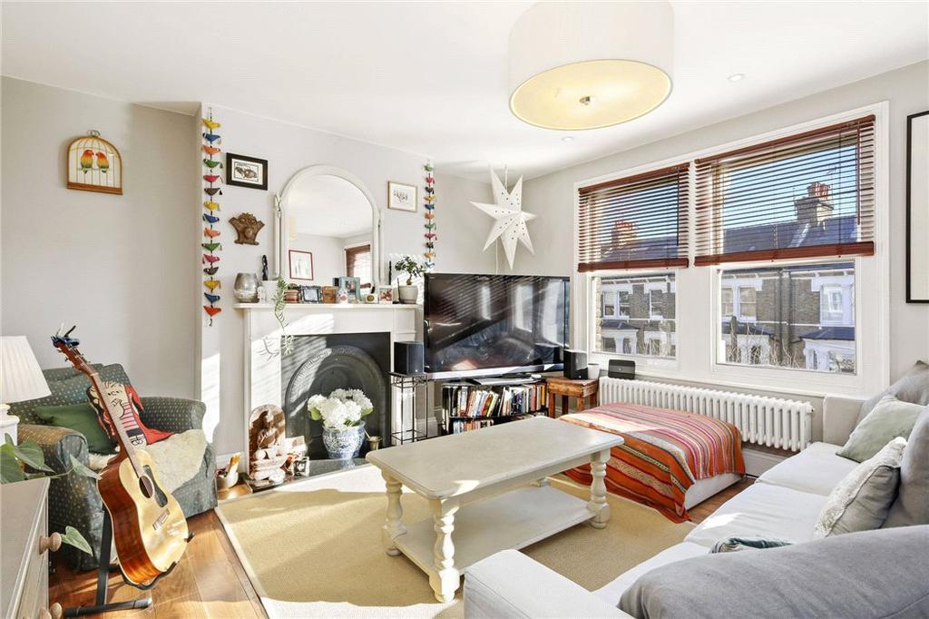 2 Bedrooms Flat for sale in Bradiston Road, Maida Vale, London, W9