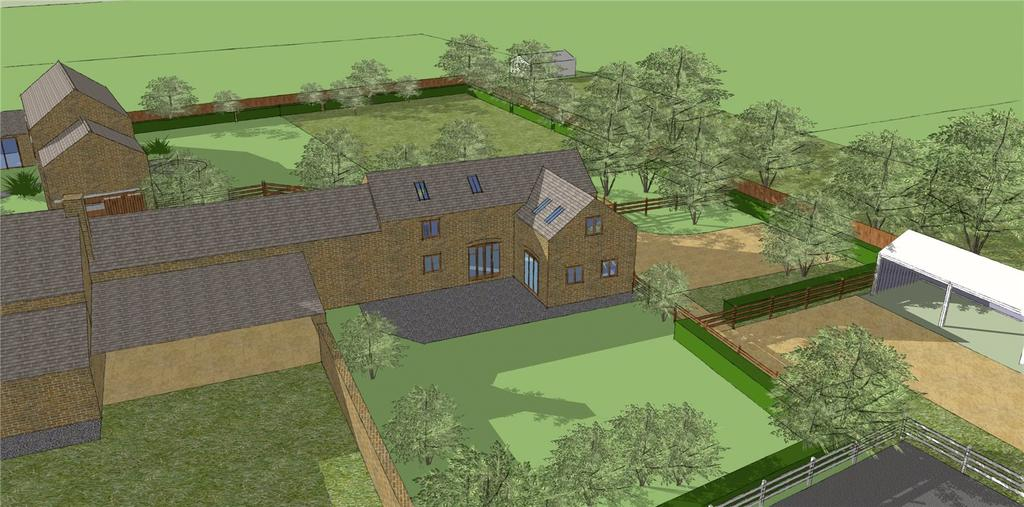 3 Bedrooms Barn Conversion Character Property for sale in Church Farm, Stoak, Nr Chester, CH2