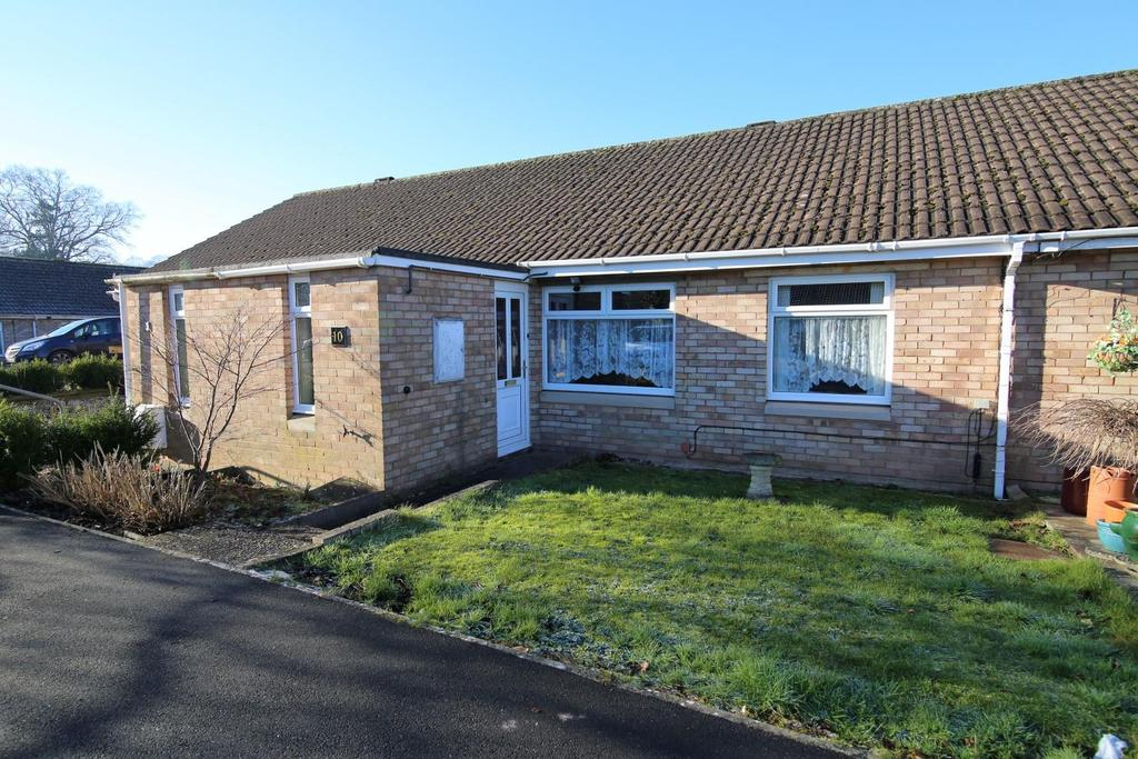 2 Bedrooms Bungalow for sale in Wellbrook Green, Tiverton